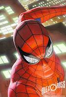 Spiderman+Ross