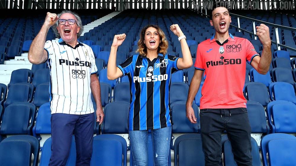 Atalanta 21-22 Home, Away & Third Kits Released - Footy Headlines