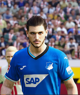 PES 2021 Faces Florian Grillitsch by Heywips