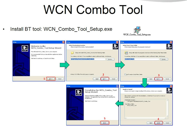 WCN Combo Tool