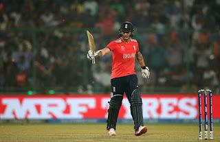 England vs New Zealand 1st Semi-Final ICC World T20 2016 Highlights