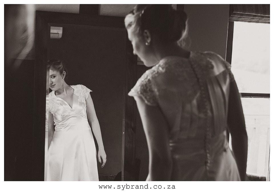 Sarah In A 1930s Satin Wedding Dress: Heavenly Vintage