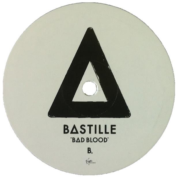 Personal Record Guide Bastille - Bad Blood Virgin V3097