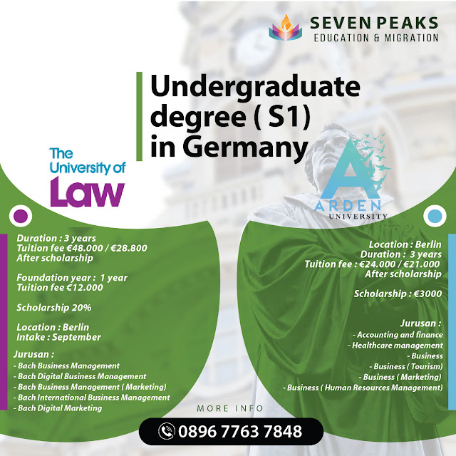 Study Bachelor Business & Management in Germany - Gisma Business School