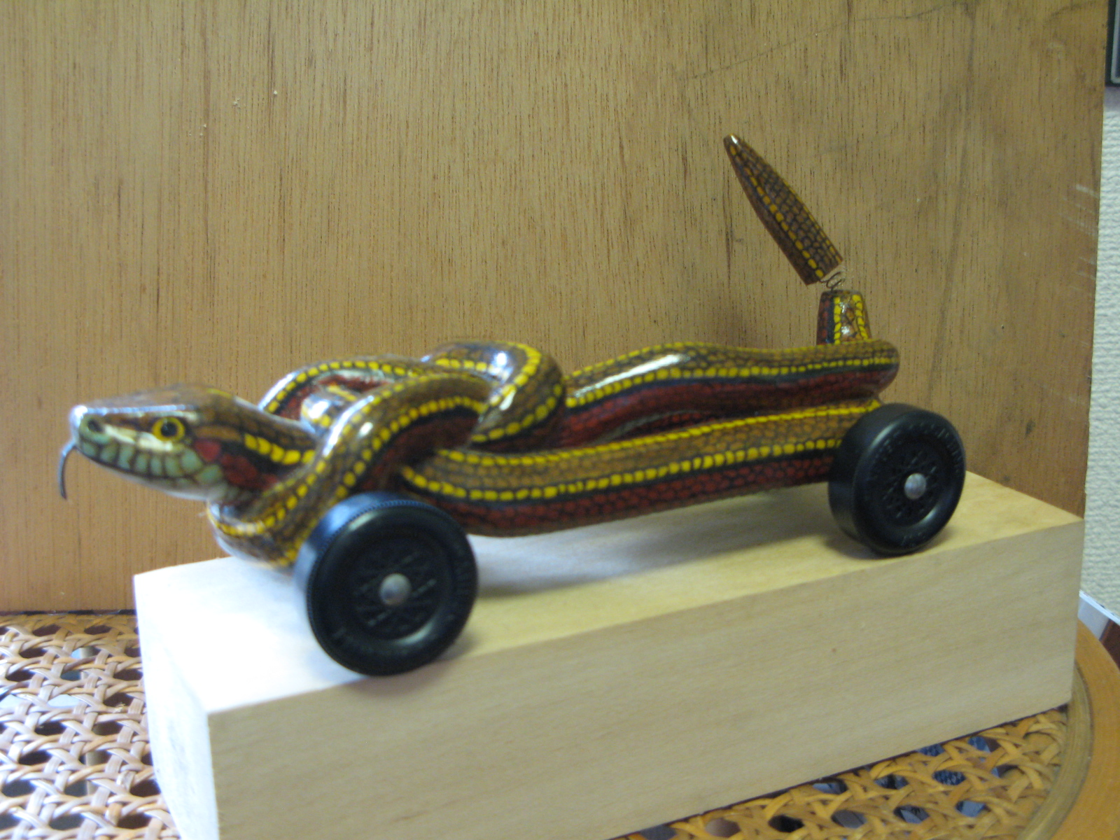 a whittle scouting  more pinewood derby cars