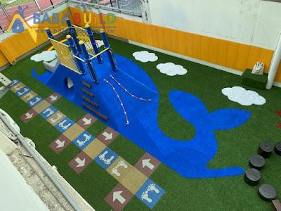 桃園市大溪區員樹林國小 - 109學年度幼兒園戶外遊戲場設施採購