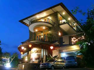 Stone Cafe, Kuliner Malam Bandung