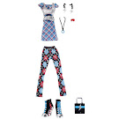 Monster High Frankie Stein G1 Fashion Packs Doll