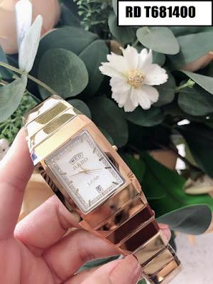 đồng hồ Rado dây đá ceramic RD T681400