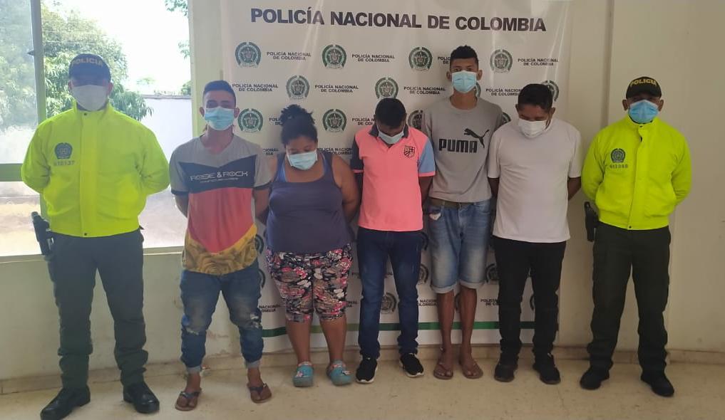 hoyennoticia.com, En Villanueva desarticulan a 'Los Idema' y a 'Los de Abajo'