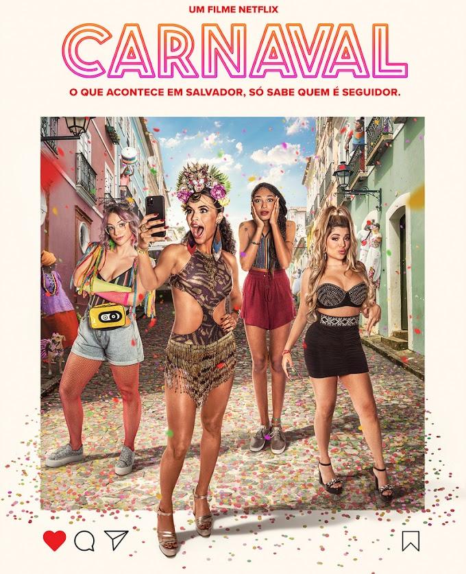 Festas, crushes e muito axé: 'Carnaval' chega em junho na Netflix