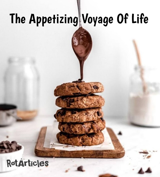 The Appetizing Voyage Of Life