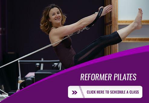 Pilates instructor Ealing