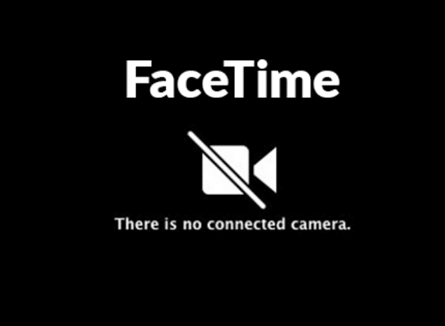 Mac Book Camera Is Not Working