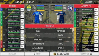 FTS Mod FIFA17 Ultimate by Zulfie Zm Apk + Data