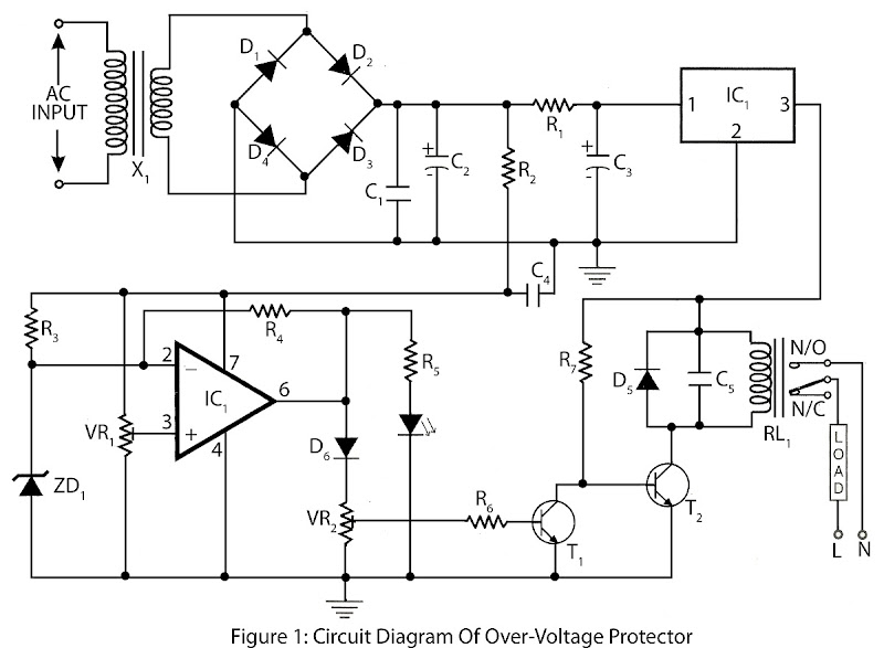 Funky Electronics Projects Simple Embellishment - Electrical Circuit ...