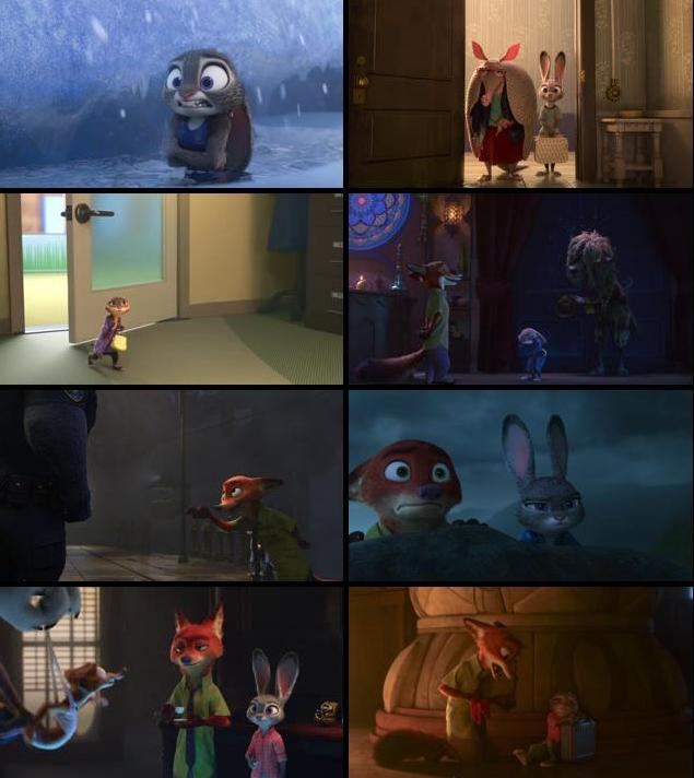 Zootopia 2016 English 480p BluRay