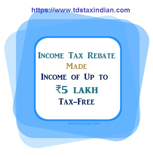 Automated Income Tax Form 16 Part B for the F.Y. 2018-19 With Rebate u/s 87A for F.Y 2019-20 and A.Y 2020-21