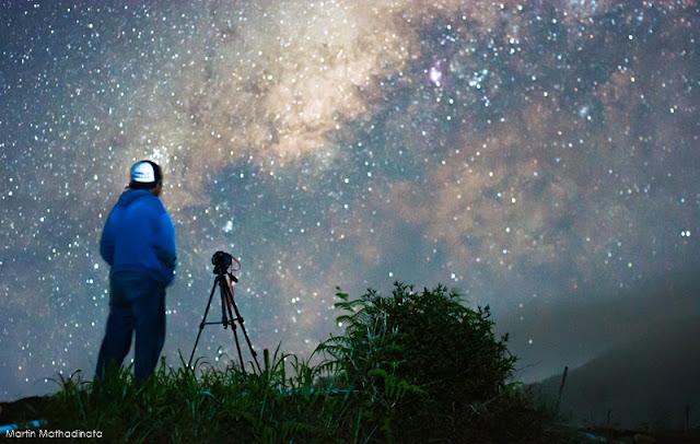 Peralatan untuk memulai hobi astrofotografi spacenesia