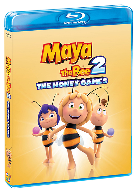 Shout! Factory: Maya The Bee 2: The Honey Games ~ #Review #Giveaway