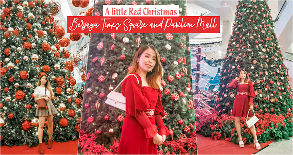 A little Red Christmas - Berjaya Times Square and Pavilion Mall