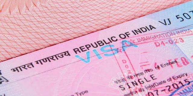 Visado a la India en España
