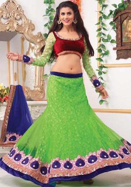 latest-lehenga-saree-indian-blouse-designs-2016-17-for-women-13