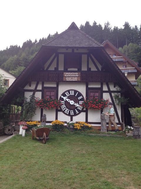 Reloj cuco Schonbach Selva Negra