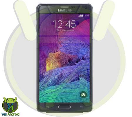 Update Galaxy Note 4 SM-N910T N910TUVS2EPG2 Android 6.0.1