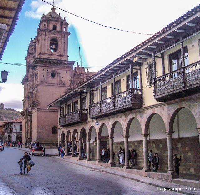 Centro Histórico de Cusco, Peru