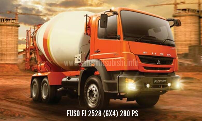Mitsubishi FUSO - FJ 2528 MIXER