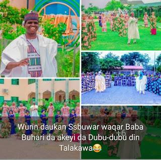 Check Out The Total Amount Of Money Nigerians Raised To Dauda Kahutu Rarara To Lyrics New Buhari's Song