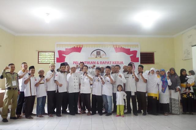 Pelantikan dan Rakercab PKS Medan Maimun Hasilkan Pengurus dan Program Berkhidmat untuk Rakyat