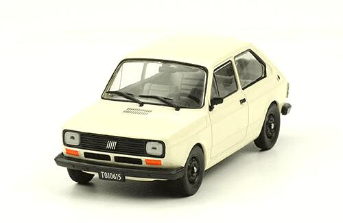 Fiat Brio 1987 1:43, autos inolvidables argentinos 80 90