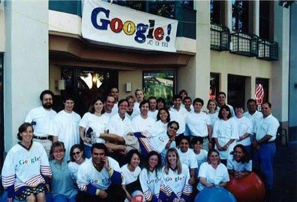 google-ilk-çalışma-ekibi