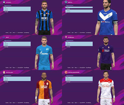PES 2017 Tattoopack AIO by BPES MODS