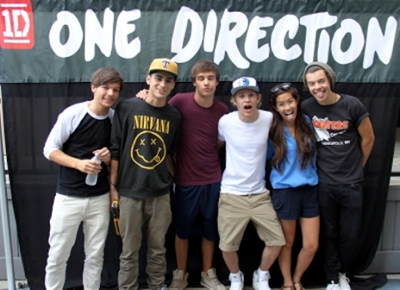 meet and greet one direction houston 2012