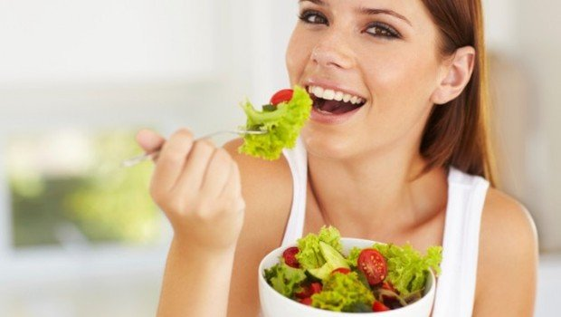 علاج السمنة بممارسة الرياضة , نظام غذائي صحي