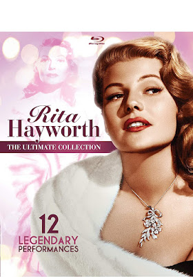 Rita Hayworth Ultimate Collection Bluray