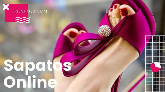 Os sapatos mais divos da FsjShoes