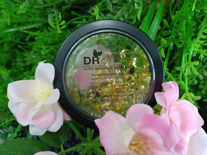 Dr. Beau Pure Natural Skin Oil - Serum Untuk Jeragat