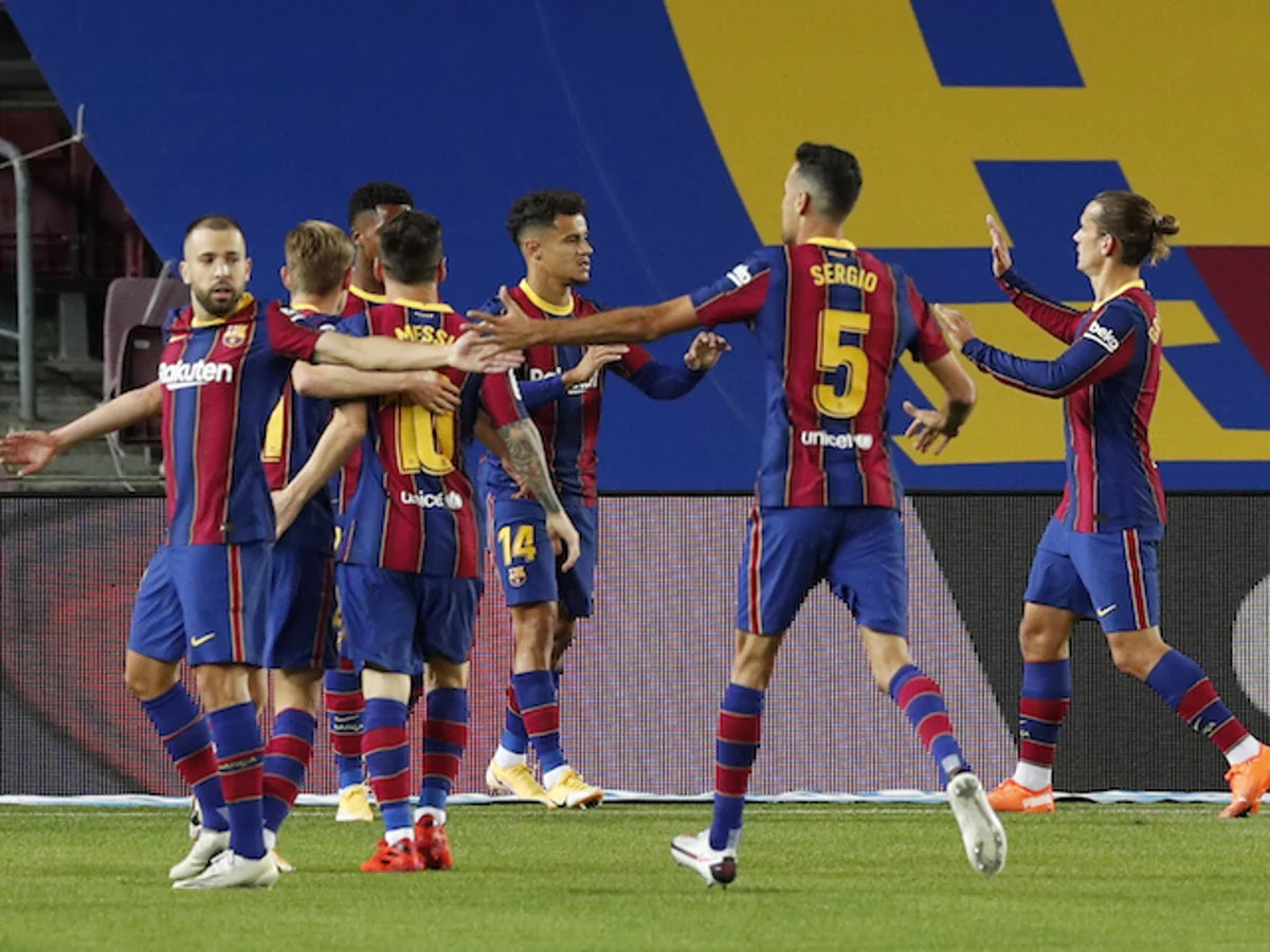الكلاسيكو موعد مباراة ريال مدريد ضد برشلونة Barcelona vs Real Madrid اليوم في مباريات الدوري  الاسباني القنوات الناقلة