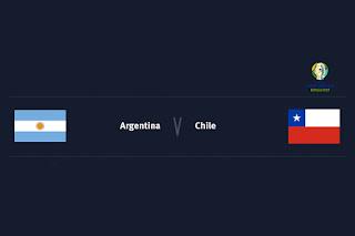 Match Preview Argentina v Chile Copa America 2019