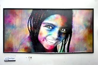 Sunday Street Art : Iléa - rue Houdon - Paris 18