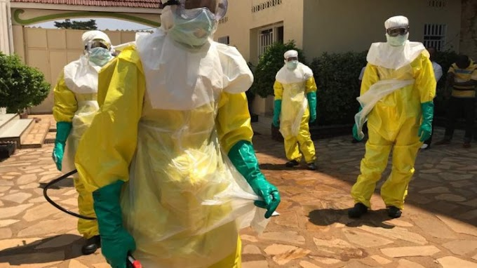 New Ebola case logged in DR Congo days before outbreak's expected end