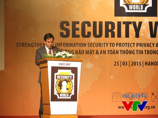 Lieutenant General Tran Van Thanh, Deputy General Director of the Security Bureau, at the Ministry of Public Security Vietnam