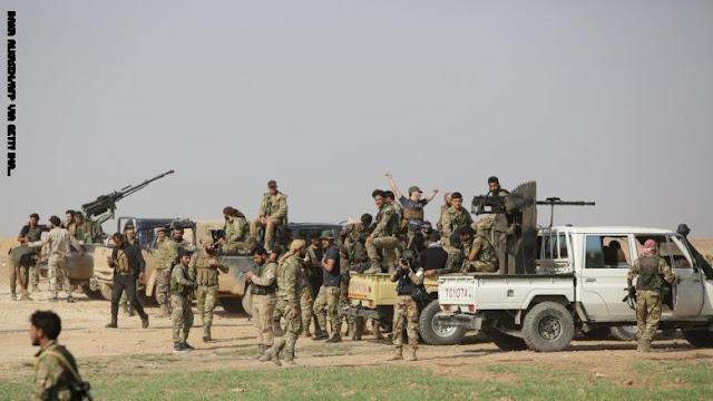 """المرصد السوري: فصائل موالية لتركيا في عفرين تحشد للقتال في ليبيا """"برواتب"""""""
