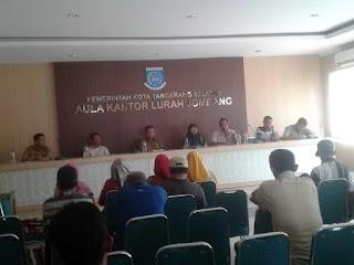 Tangsel: Sosialisasi Program BSPS (Bantuan Stimulan Perumahan Swadaya)