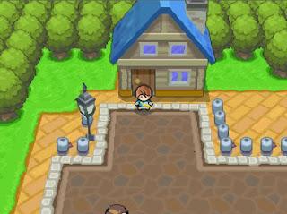 Pokemon La Leyenda Oscura para NDS Ciudad Luminosa