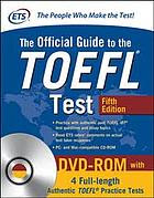 The Official Guide to the TOEFL Test - 5th Edition pdf free download